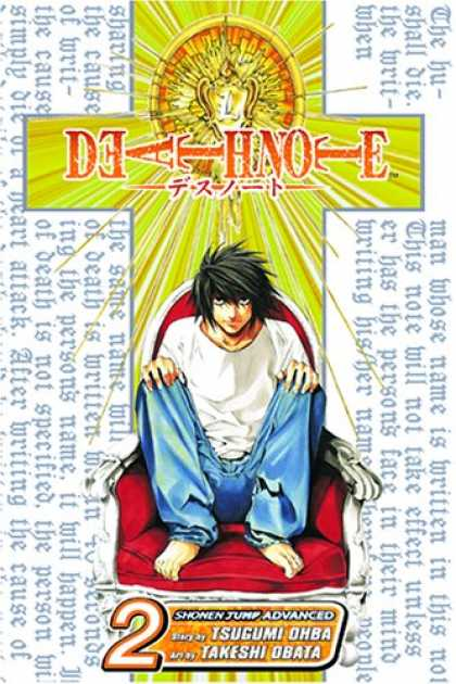 Bestselling Comics (2007) - Death Note, Volume 2 by Tsugumi Ohba