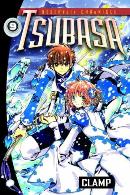 Bestselling Comics (2007) - Tsubasa: Reservoir Chronicle, Volume 9 by Clamp