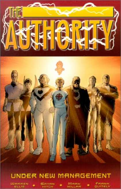 Bestselling Comics (2007) - The Authority Vol. 2: Under New Management by Warren Ellis