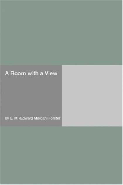 Bestselling Comics (2007) - A Room with a View by E. M. (Edward Morgan) Forster - Blocks - A Room With A View - Squares - Monochromatic Color Scheme - Em Forester