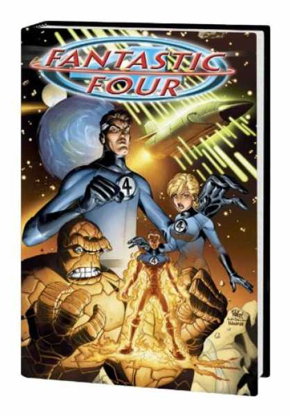 Bestselling Comics (2007) - Fantastic Four, Vol. 1 by Mark Waid
