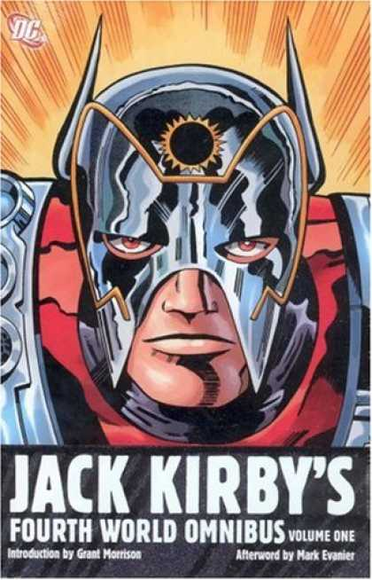 Bestselling Comics (2007) - Jack Kirby's Fourth World Omnibus, Vol. 1 by Jack Kirby - Volume One - Jack Kirbys - Fourth World Omnibus - Grant Morrison - Mark Evanier