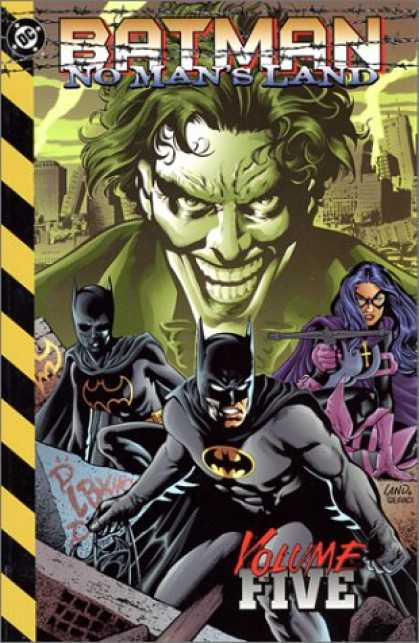 Bestselling Comics (2007) - Batman: No Man's Land, Vol. 5 by Devin Grayson