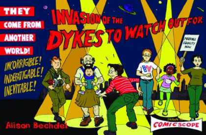 Bestselling Comics (2007) - Invasion of the Dykes to Watch Out for by Alison Bechdel