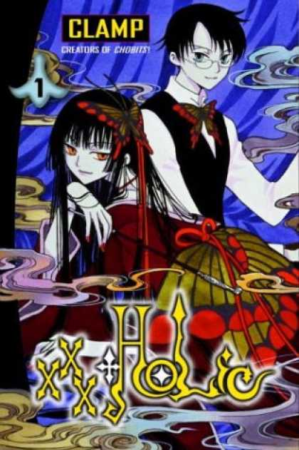 Bestselling Comics (2007) - xxxHOLiC, Volume 1 by Clamp