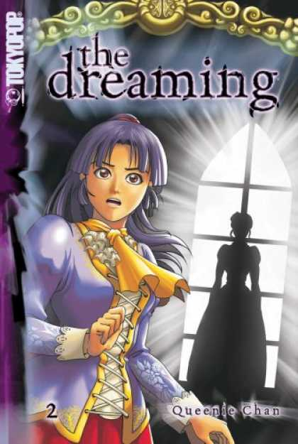 Bestselling Comics (2007) - The Dreaming, Vol. 2 by Queenie Chan - Dreaming - Girl - Window - Light - Queenie