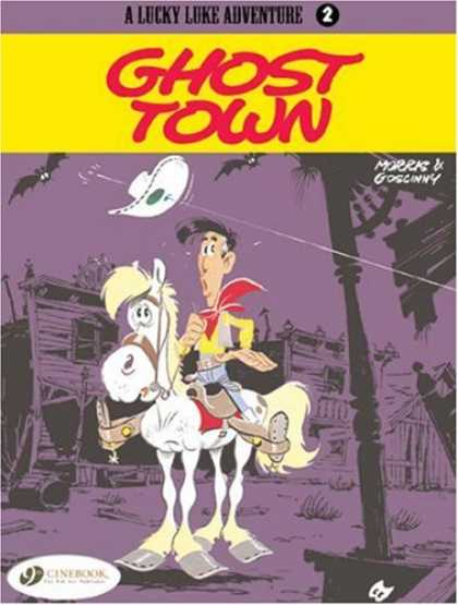 Bestselling Comics (2007) - A Lucky Luke adventure - Ghost Town (A Lucky Luke Adventure) by Goscinny