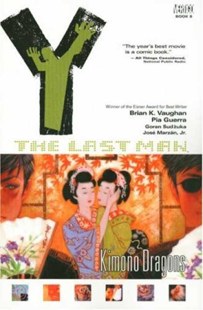 Bestselling Comics (2007) - Y: The Last Man Vol. 8: Kimono Dragons by Brian K. Vaughan