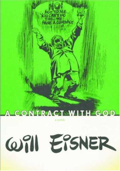 Bestselling Comics (2007) - A Contract With God by Will Eisner