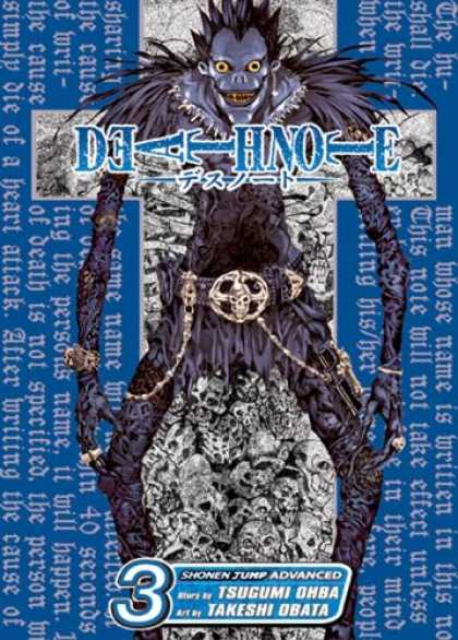 Bestselling Comics (2007) - Death Note, Volume 3 by Tsugumi Ohba