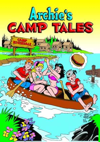Bestselling Comics (2007) - Archie's Camp Tales Volume 1 (Archie's Camp Tales) by Various