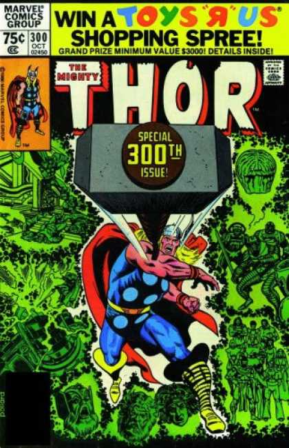 Bestselling Comics (2007) - Thor: The Eternals Saga, Vol. 2 by Roy Thomas
