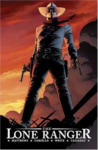 Bestselling Comics (2007) - The Lone Ranger by Brett Mathews
