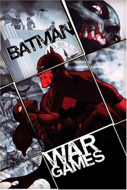 Bestselling Comics (2007) - Batman: War Games, Act 3 by Ed Brubaker
