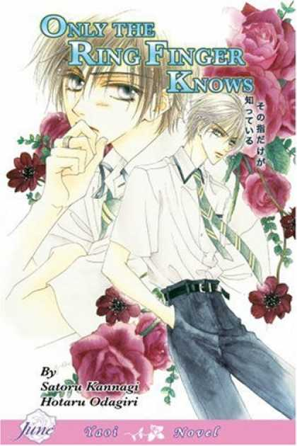 Bestselling Comics (2007) - Only The Ring Finger Knows Novel 1: The Lonely Ring Finger (Yaoi) (Only the Ring