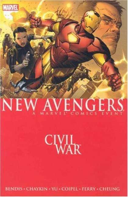Bestselling Comics (2007) - New Avengers Vol. 5: Civil War by Brian Michael Bendis