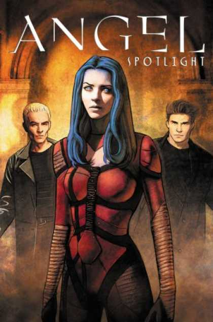 Bestselling Comics (2007) - Angel Spotlight by Peter David