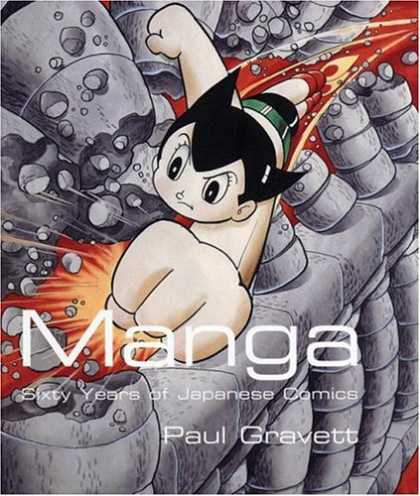 Bestselling Comics (2007) - Manga: 60 Years of Japanese Comics by Paul Gravett