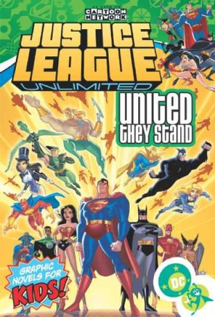 Bestselling Comics (2007) - Justice League Unlimited Vol. 1: United They Stand by Adam Beechen