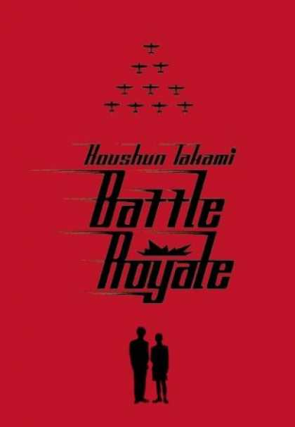 Bestselling Comics (2007) - Battle Royale by Koushun Takami - Houshun Lakami - Battle - Aoyate - Dark Red - Flying