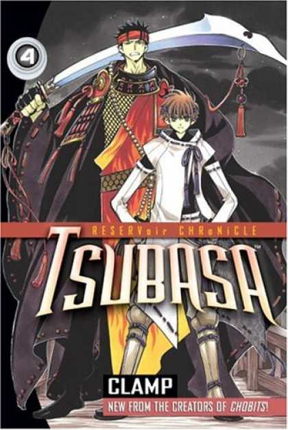 Bestselling Comics (2007) - Tsubasa: Reservoir Chronicle, Volume 4 by CLAMP