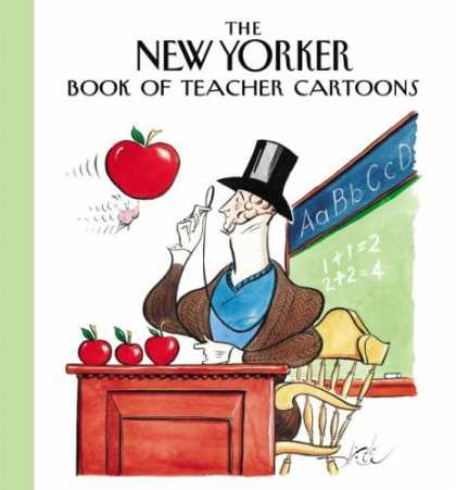 Bestselling Comics (2007) - The New Yorker Book of Teacher Cartoons