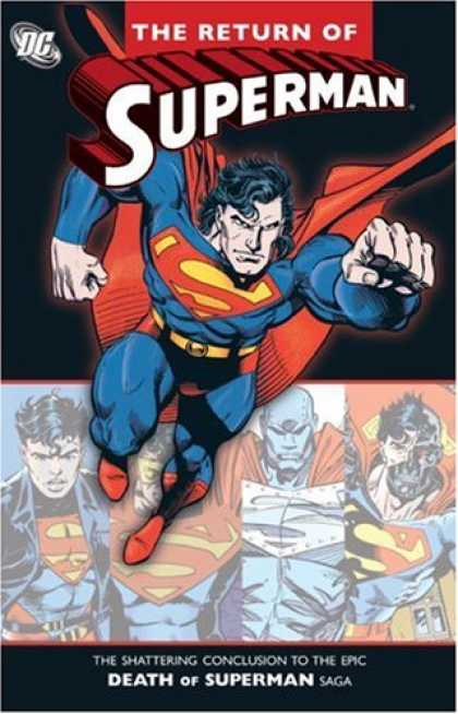 Bestselling Comics (2007) - The Return of Superman by Dan Jurgens