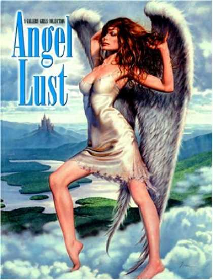 Bestselling Comics (2007) - Angel Lust Vol 1 - A Gallery Girls Book (Gallery Girls Collection) by Various