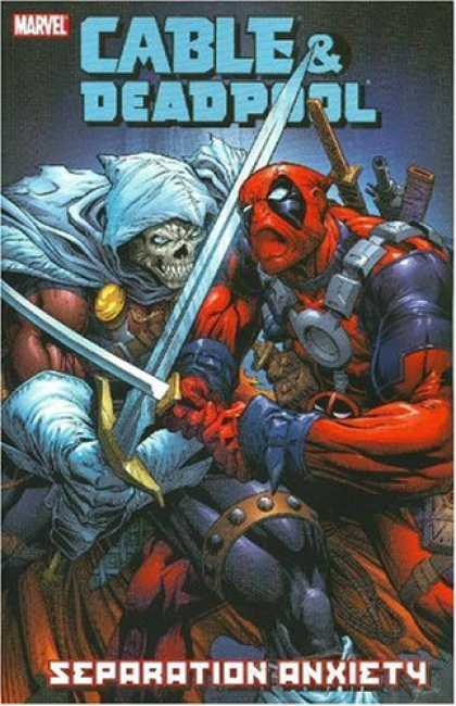 Bestselling Comics (2007) - Cable & Deadpool Volume 7: Separation Anxiety TPB (Cable & Deadpool) by Fabian N