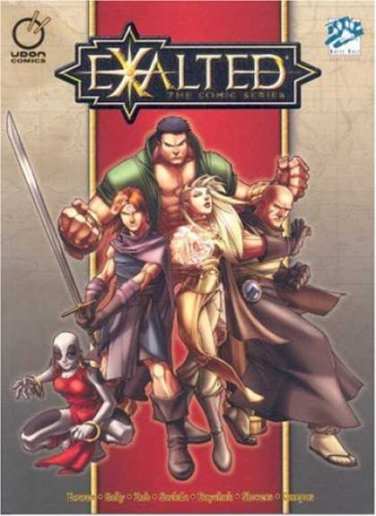 Bestselling Comics (2007) - Exalted Volume 1 by Carl Bowen
