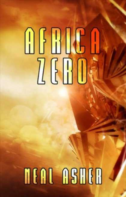 Bestselling Comics (2007) - Africa Zero by Neal L. Asher