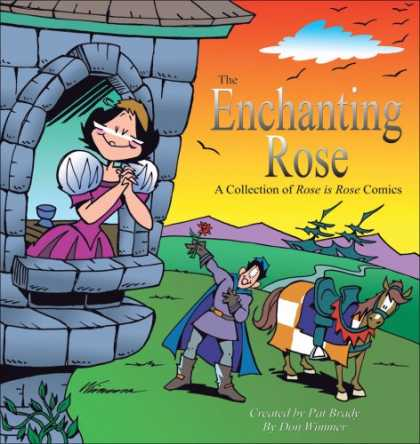 Bestselling Comics (2007) - The Enchanting Rose: A Rose is Rose Collection by Don Wimmer - Prince - Let Down Your Hair - Princess - Fair Horse - Love