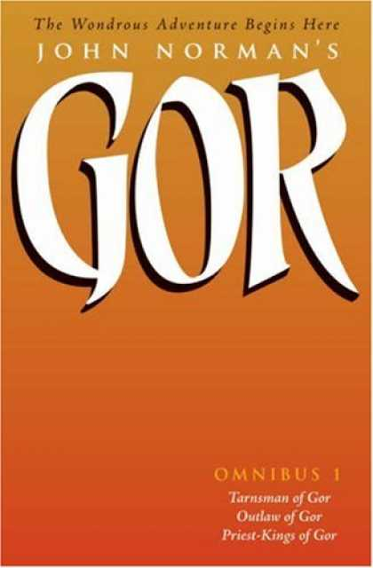 Bestselling Comics (2007) - John Norman's Gor Omnibus Volume 1 by John Norman - Gorean - John Normans - Tarnsman Of Gor - Outlaw Of Gor - Preist-kings Of Gor