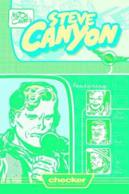 Bestselling Comics (2007) - Milton Caniff's Steve Canyon: 1954 by Milton Caniff