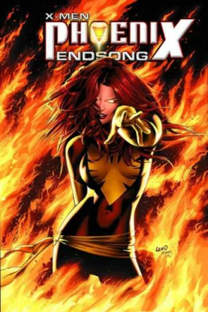 Bestselling Comics (2007) - X-Men: Phoenix - Endsong by Greg Pak