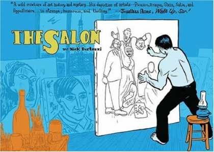 Bestselling Comics (2007) - The Salon by Nick Bertozzi
