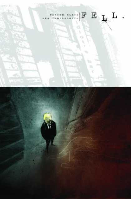 Bestselling Comics (2007) - Fell Vol. 1: Feral City by Warren Ellis