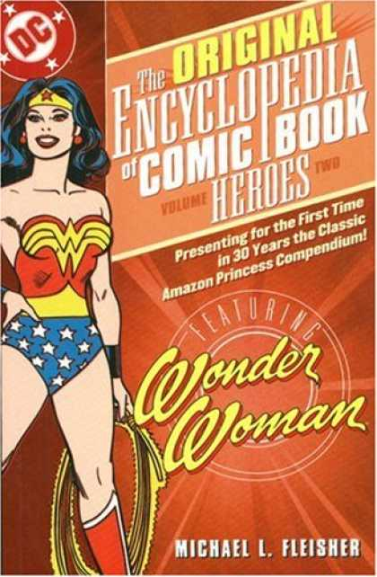 Bestselling Comics (2007) - Encyclopedia of Comic Book Heroes: Wonder Woman - Volume 2 (Original Encyclopedi