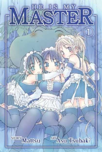 Bestselling Comics (2007) - He Is My Master Volume 1 by Mattsuu - Mattsu - French Maids - Trio - Mini Dresses - Sexy Outfits