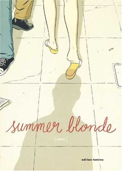 Bestselling Comics (2007) - Summer Blonde by Adrian Tomine