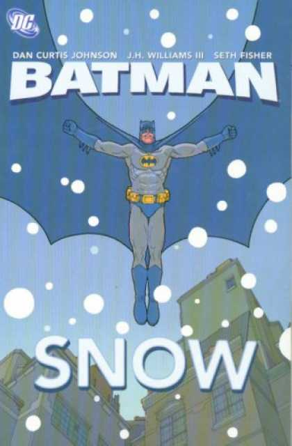 Bestselling Comics (2007) - Batman: Snow by Dan Curtis Johnson