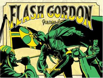 Bestselling Comics (2007) - Flash Gordon Volume 6 by Alex Raymond