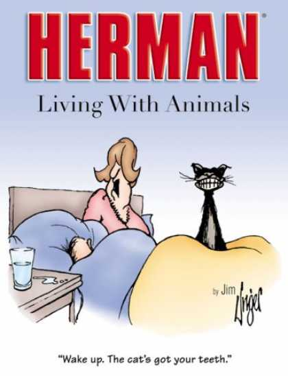 Bestselling Comics (2007) - Herman: Living with Animals (Herman Classics series) by Jim Unger