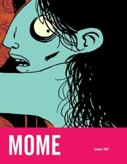 Bestselling Comics (2007) - MOME Summer 2007 (Vol. 8) (Mome) by Gary Groth