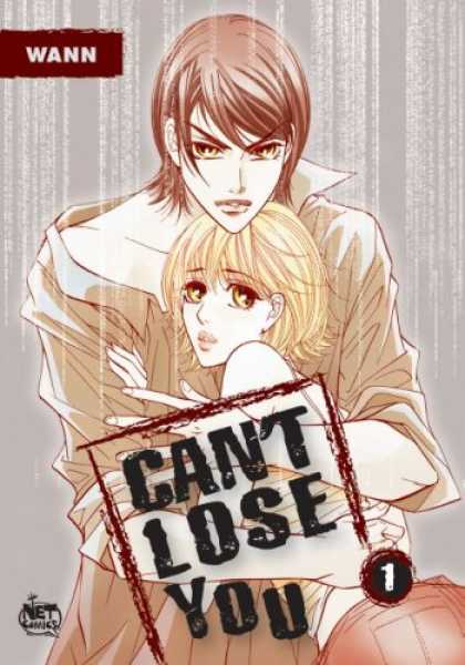 Bestselling Comics (2007) - Can't Lose You Vol. 1 (Can't Lose You) by Wann - Wann - Cant Lose You - Older Woman - Holding - Blonde Girl