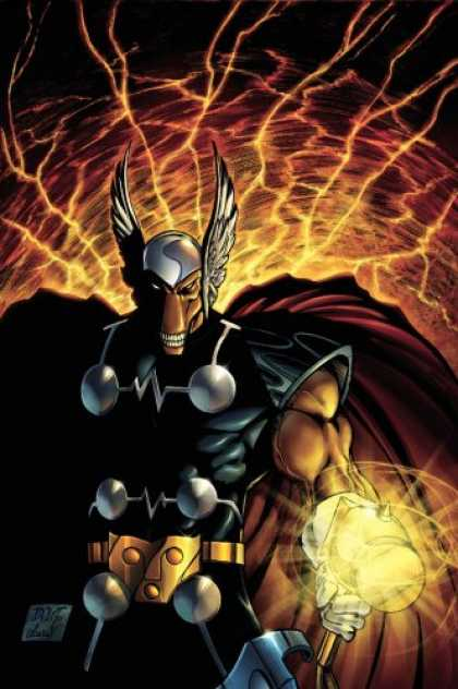Bestselling Comics (2007) - Thor: Stormbreaker - The Saga of Beta Ray Bill (Avengers Disassembled) by Michae - Intimidating - Stoic - Powerful - Strong - Mighty