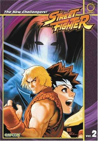 Bestselling Comics (2007) - Street Fighter Volume 2 (Street Fighter (Capcom)) by Ken Siu-Chong - White Mask - The New Challengers - Capcom - Yellow Hair - Brown Gloves