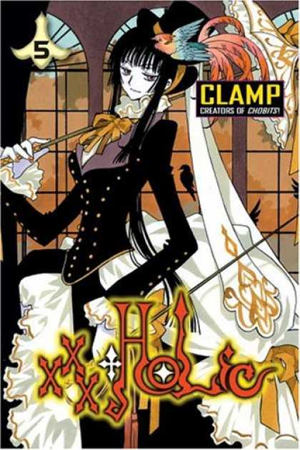 Bestselling Comics (2007) - xxxHOLiC, Volume 5 by Clamp