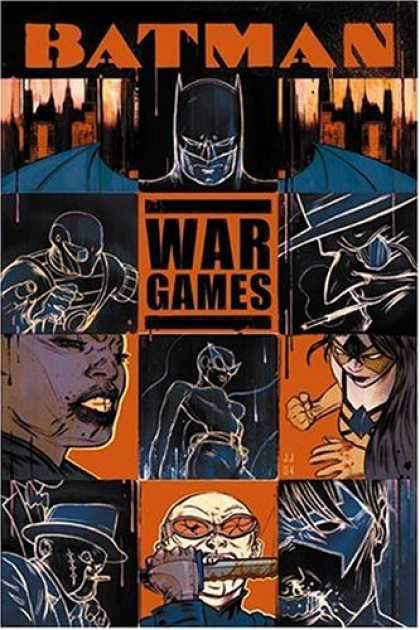 Bestselling Comics (2007) - Batman: War Games, Act One - Outbreak by Ed Brubaker