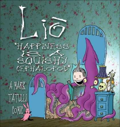 Bestselling Comics (2007) - Lio: Happiness Is a Squishy Cephalopod by Mark Tatulli